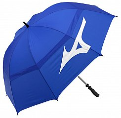 Mizuno Tour Twin Canopy 55 Umbrella - Blue