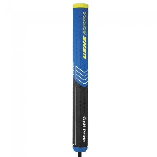Golf Pride Tour SNSR 140 Straight Blue Putter Grip