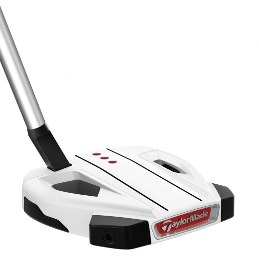 TaylorMade Spider EX - #3 SMALL SLANT - Ghost White