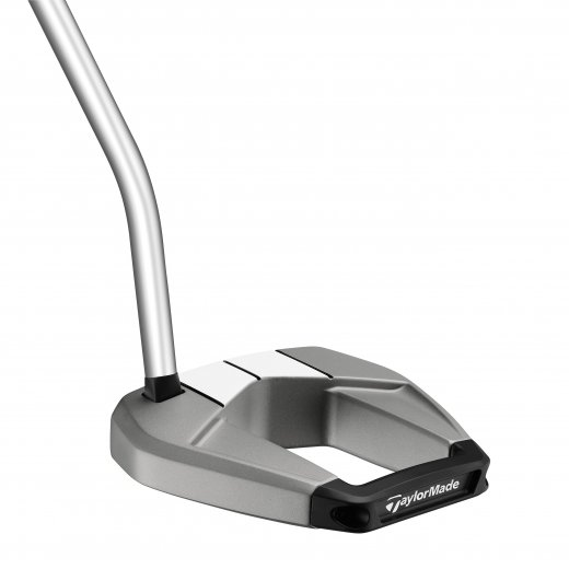 TaylorMade Spider S Platinum SINGLE BEND