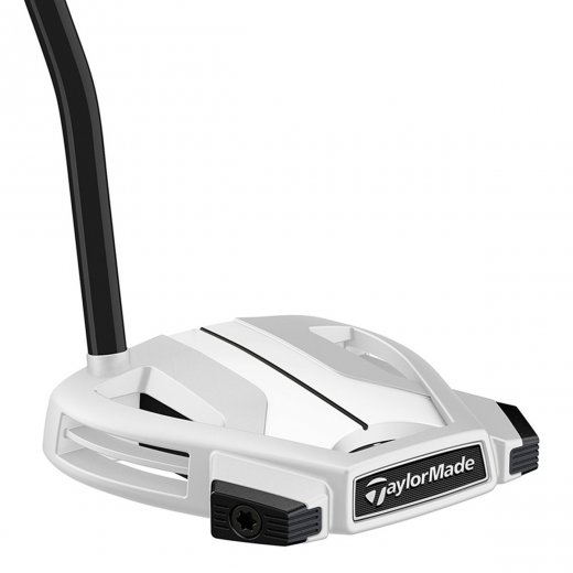 TaylorMade Spider X Chalk/White Single bend neck