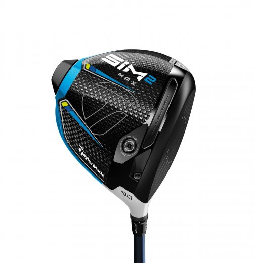 SIM Max2 driver taylormade customclubs